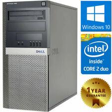 Desktop PC Intel Core 2 Duo
