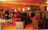 Vintage Postcard - The Maine Lodge HOLIDAY INN Ontario Canada #1924