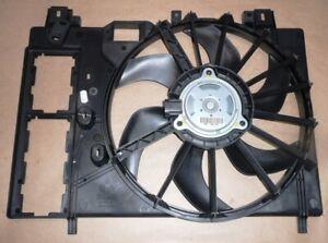 COOLING RADIATOR FAN + HOUSING CITROEN C5 III / PEUGEOT 407 508 I (OE 1253R4)