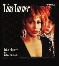 "VINYL LP Tina Turner - Private Dancer EP Capitol 12"" EP 1st PRESSING NM"