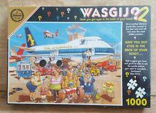 Wasgij Sunday Drivers 2. Plane Edition. 1000 Piece Jigsaw. *Bowed Front Of Box*