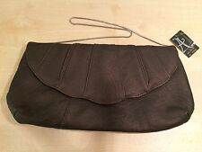 BNWT Accessorize Clutch Bag -with snake chain strap RRP £18.00