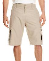 Burnside Men's  3.2 oz. 100% Polyester 30-40 Microfiber Cargo Short B9803