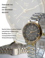 Sporty Good Readable for The Powerfrau Osco Watch Stainless Steel 1 1/32in
