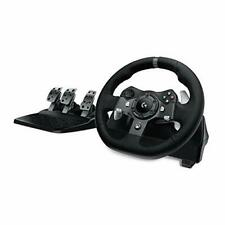 *Logitech Logitech G920 driving force (Xbox One, for PC) imports