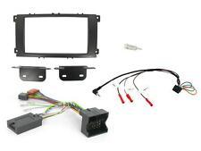 Ford Focus 07-11 completo kit de montaje de doble DIN Stereo Negro-ctkfd 24