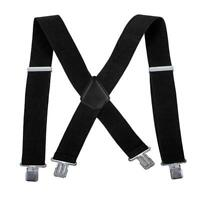 Elastic Y Shape Adult Suspender Strap Clip-on for Pants Trousers Brace Belt R1BO