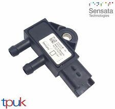 Peugeot Citroen 1.4 1.6 2.0 2.2 3.0 HDI DPF Différentiel Pression Capteur 1618Z9