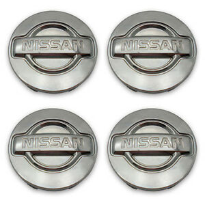 Center Caps Hubcaps OEM Nissan Maxima 240SX 40343-5P210  Wheel Set