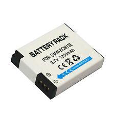 New Replacement Panasonic DMW-BCM13E DMW-BCM13PP Battery For DMC-TZ40 DE-A50