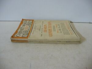 Job lot collection of 6 The Cabinet Maker Magazines: January - February 1948