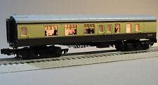 LIONEL ALBERT HALL ILLUMINATED PASSENGER CAR o gauge train 6-81279 coach W80523