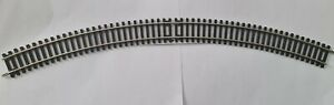 Hornby 00 Gauge R609 Double Curve 45 Degree 505mm