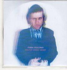 (EP461) Mark Mulcahy, Poison Candy Heart - 2013 DJ CD