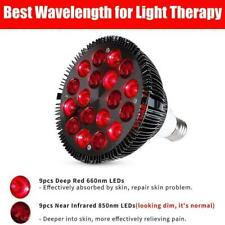 36W-54W Red Therapy Light Pain Relief Wrinkle Removel Infrared 850nm 660nm E5E0