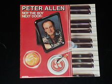 45 tours SP - PETER ALLEN - NOT THE BOY NEXT DOOR - 1983