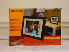 "Smarty Pants 10"" Digital Picture Frame LCD 2000 Photos - USB, SD, MMC MS xD"