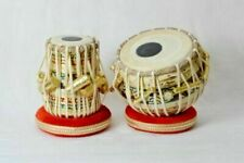 Professional Musical Instrument High Quality Wood Meenakari Work Tabla Set Of