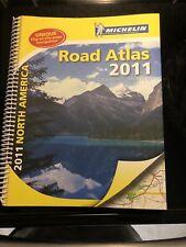 Collectible Michelin 2011 Road Atlas