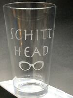Schitts Creek Etched Pint Glass Any Quote. Ew David, Alexis, Moira, Cheese, Best