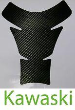 Kawasaki Tankpad Carbon Tankaufkleber Tankschutzfolie