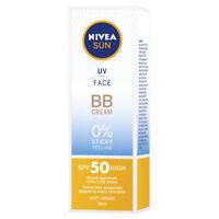 Nivea Sun Tinted BB Cream Sunscreen SPF 50 50ml BB/CC Cream
