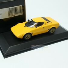 MINICHAMPS LANCIA STRATOS 1972-1978 YELLOW 430125020