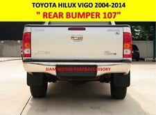 REAR BUMPER MODEL 107 FOR TOYOTA HILUX VIGO 2004 - 2014