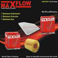 Air Oil Filter Service Kit Fit Toyota Aurion GSV40R V6 3.5 2GR-FE Maxflow® Kit