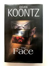 The Face Dean Koontz Hardcover Book Like New Horror Novel