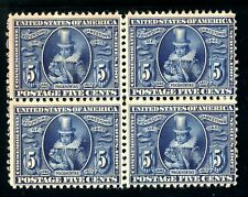 USAstamps Unused FVF US 1907 Jamestown Expo Block Scott 330 OG MNH