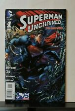 Superman Unchained #1 August 2013