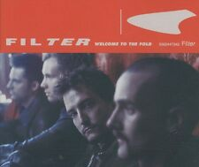 Filter - Welcome to the Fold 4 track CD Single 1999 (Australia)