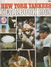 NEW YORK YANKEES 1968 YEARBOOK