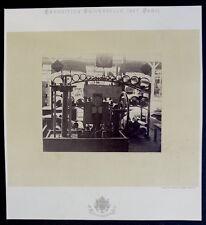 Photo Pierre Petit - Exposition universelle 1867 - Tirage albuminé d'époque -