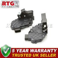 2x Door Lock Actuators Front Fits Land Rover Discovery Freelander Range Evoque