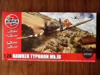 AIRFIX  1/24 WW II BRITISH HAWKER TYPHOON MK. 1B KIT # 19002 FACTORY SEALED NEW