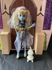 Abbey Bominable 13 deseos-Monster High Muñeco