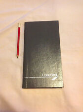 Concorde note book and Pencil -NEW Unused - FREE Post and Packing