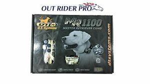 DT Systems - Master Retriever 1100 in Camo Pattern, One Size Fits Most