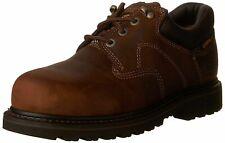 Caterpillar Men's Ridgemont Steel Toe Work Shoes P89702 Size 14 Low Top