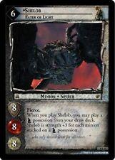 LoTR TCG Siege of Gondor Shelob, Eater of Light 8R25