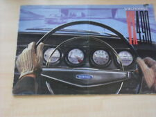 26329) Vauxhall VX4/90 Übergröße Prospekt 1964