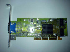 ATI Radeon 7000 SDR RV100 AGP 32 MB Grafik Karte S-Vid*