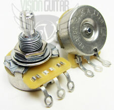 CTS 300k (Eric Johnson) Split-Shaft Audio Potentiometer Vintage Style Volume Pot