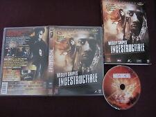 Indestructible de David Carson avec Wesley Snipes, DVD, Thriller