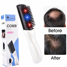 Infrared Laser Hair Scalp Massage Comb Therapy Anti Hair Loss Electric Hairbrush