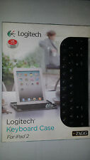 Logitech Wireless Keyboard case for Ipad 2/3/4