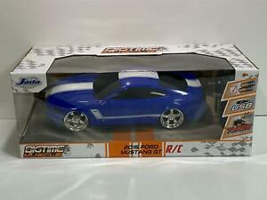 2015 Ford Mustang GT R/C Remote Controlled 1:16 Scale Jada 30723
