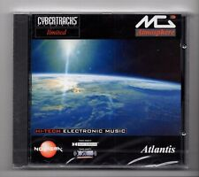 (JM973) Cybertracks Ltd NVRCD 806: MG Atmosphere, Atlantis - Sealed CD